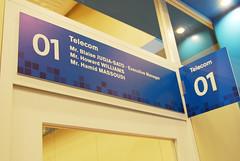 Señalización Oficinas ITU