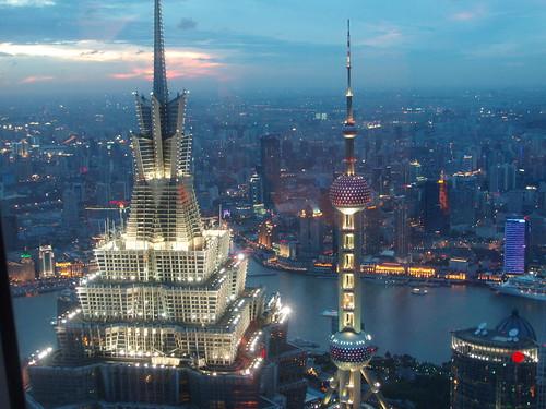 SWFC Shanghai Skyline