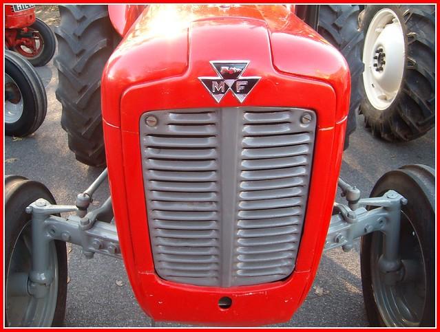 Massey Ferguson Grill : Fergsuon and massey ferguson tractor front grills a
