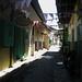 Gerai batik di Kauman. : Batik shops in Kauman.  Photo by Ardian