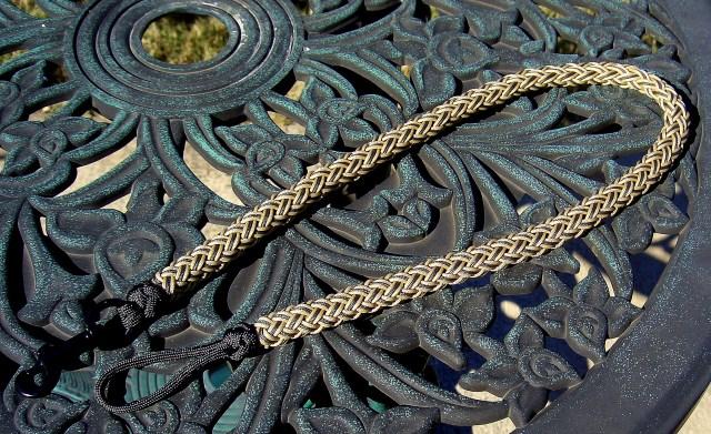 Long turks head knot lanyard flickr photo sharing for Knife lanyard ideas