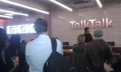 London Blog Club @ TalkTalk