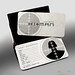 Hitman Business Card