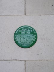 Photo of Green plaque № 8990