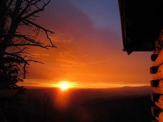 Cloud Cap Sunrise
