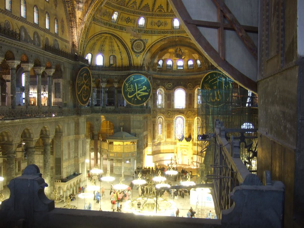 50 Photos Of Hagia Sophia In Istanbul Turkey The Holy