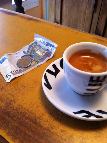 The 1 euro Coffee
