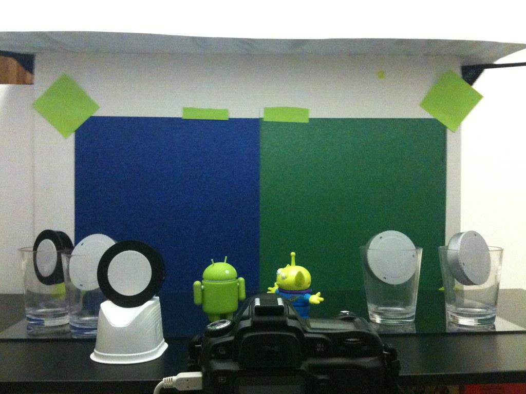 Android vs. Alien Setup