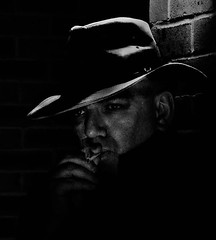 Low Key Film Noir
