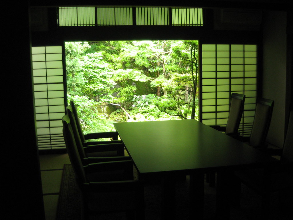 Zen Meeting Room, Japan