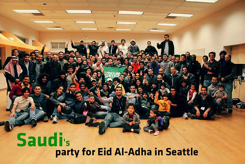 [28/150] .. Saudi's party for Eid Al-Adha in Seattle