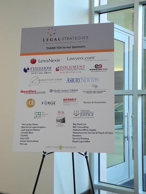 Legal Strategies 2010