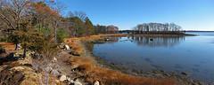Great Bay National Wildlife Refuge, New Hampshire. Credit: USFWS