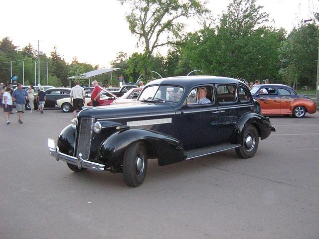 1937 buick 4 door sedan flickr photo sharing for 1937 buick 4 door sedan