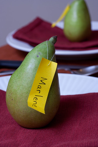 Table Pears