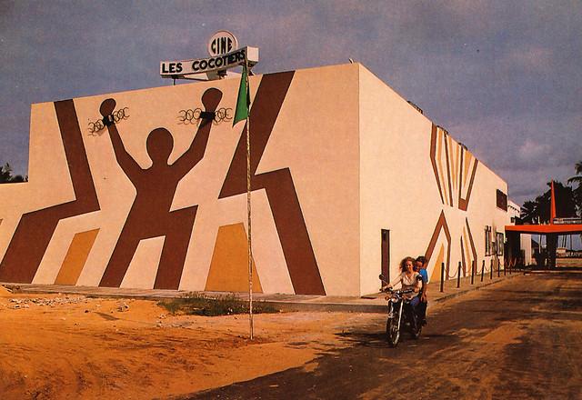 Dahomey Cotonou Cine Les Cocotiers