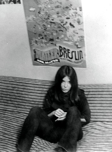 Althouse in 1970, age 19