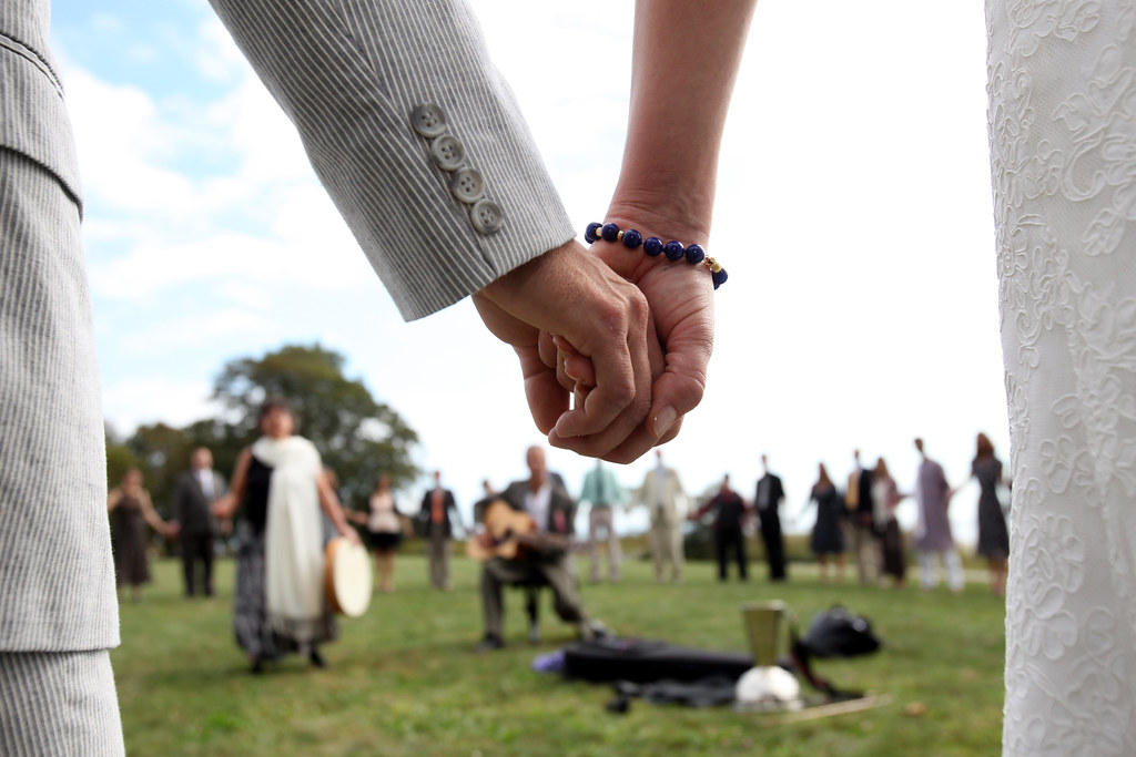 Everything you wanted to know about Pagan weddings, but were afraid