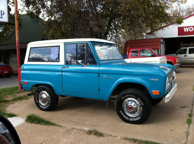 early ford broncos for sale in texas. Black Bedroom Furniture Sets. Home Design Ideas