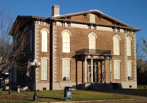 Old Pickens County Courthouse (Carrollton, Alabama)