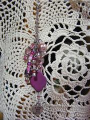 lace(0.0), art(0.0), bling-bling(0.0), pattern(1.0), textile(1.0), needlework(1.0), doily(1.0), crochet(1.0), bead(1.0),