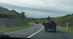 Jeep MB Grandcamp - Photo of Saint-Marcouf