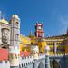 Sintra - Pena Palace by Lyall Bouchard