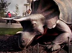 Sinclair Dinosaur -- 1964