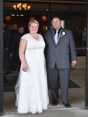 Amber and Michael's wedding weekend