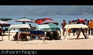 Image of Playa Grande. beach canon mar sand venezuela playa tent arena sombrilla choroni johannphoto johannnapp johannfoto