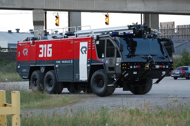 Sentinel Prime in Transformers 3 (Rosenbauer Panther fire ...