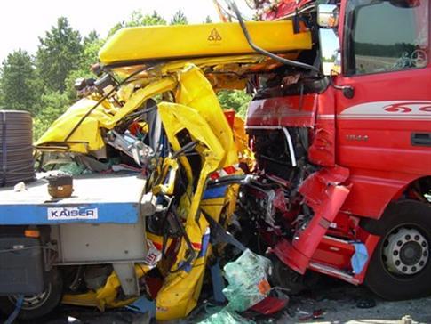 spectacular crash on highway accident with highway service flickr photo sharing. Black Bedroom Furniture Sets. Home Design Ideas