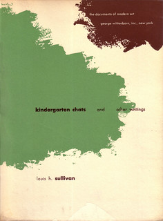 Kindergarten chats and other writings (1947)