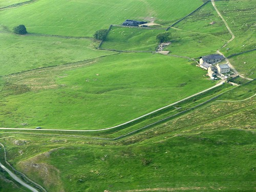 Milecastle 38 and the angle in the curtain wall course