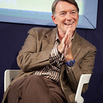 Peter Mandelson | Peter Mandelson at Edinburgh International Book Festival 2010
