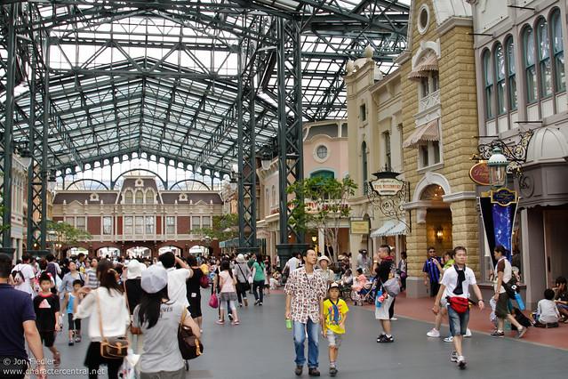 Tokyo Aug 2010 - Exploring the World Bazaar