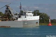 St. Clair River - Harsens Island 2010