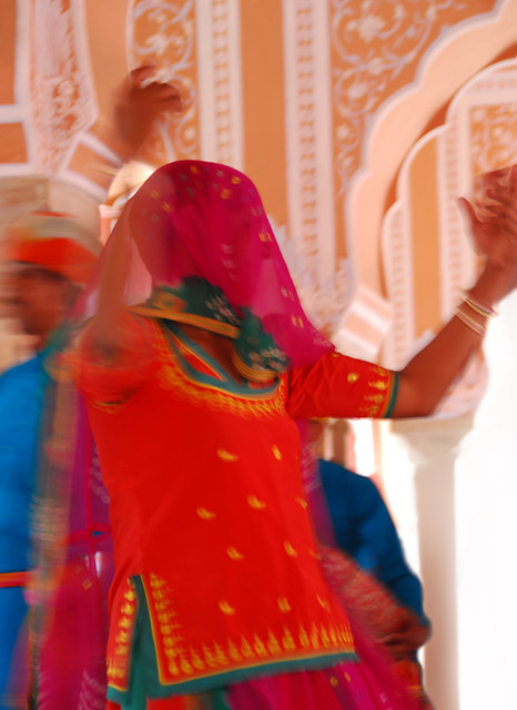 Jaipur Palace Dancer