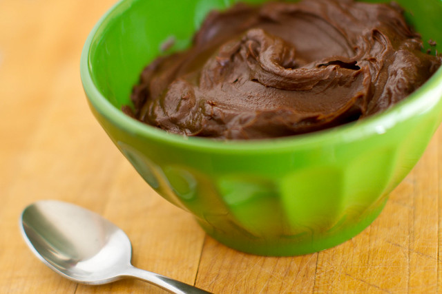 Avocado Mousse Chocolate Vegan