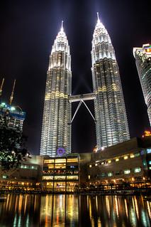 Petronas Towers - KLCC