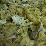 Nigella chicken and pasta