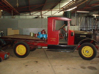 1929 International Harvester truck