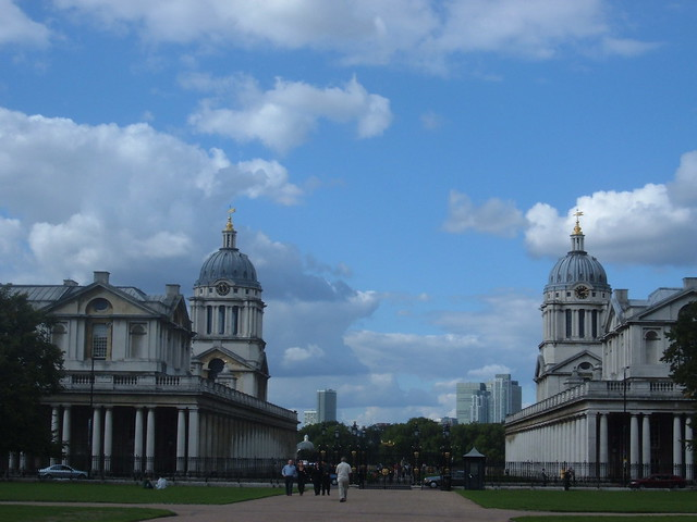 Greenwich Royal Navy Collegue