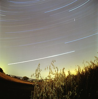 Star Trails at Lena | by Håkon1981