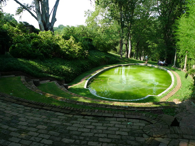 Lovers Lane Pool At Dumbarton Oaks Flickr Photo Sharing