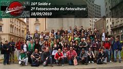 72 fotógrafos invadem o centro!