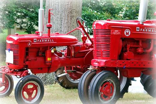 Canterbury Tractors