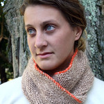 Whit's Knits: Mobius Cowl