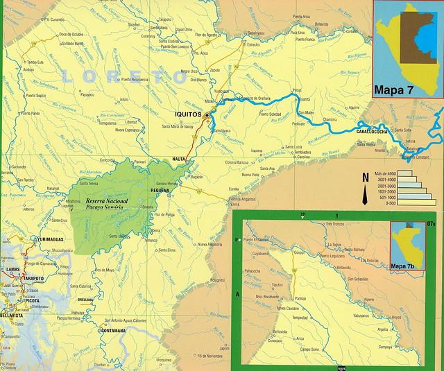 Peru Road Map 14 Flickr Photo Sharing