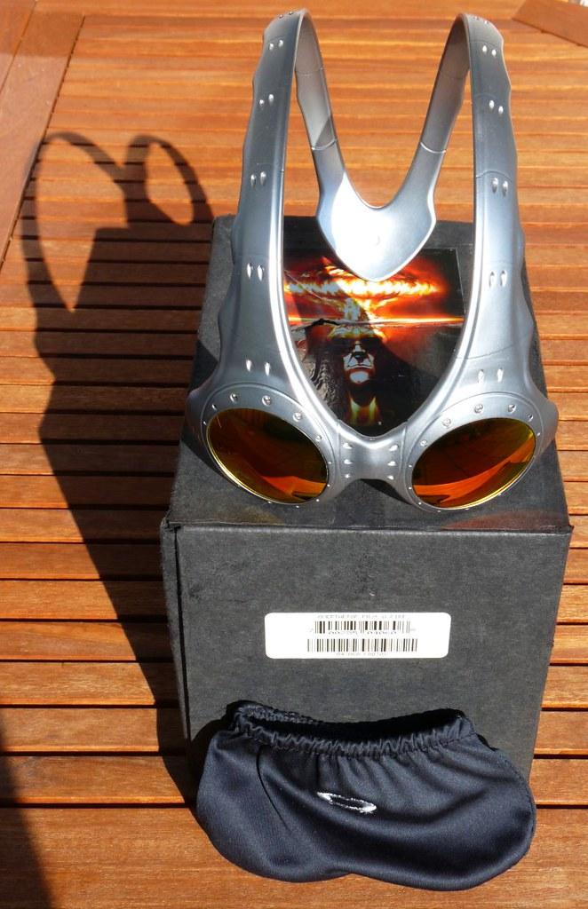 f0b81d7374c ... Oakley Over The Top FMJ+ Fire Iridium